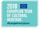 Logo - European year of cultural heritage 2018